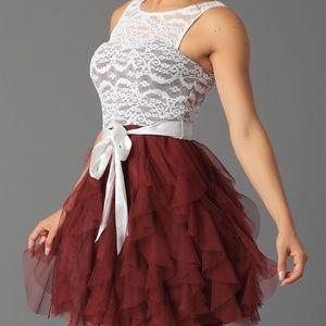 Teeze Me Sleeveless Corkscrew Dress Vintage NWT